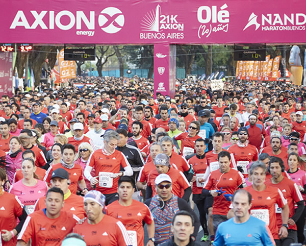 21k Buenos Aires
