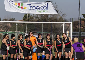 Encuentro Internacional de Mami Hockey Bs As 2017